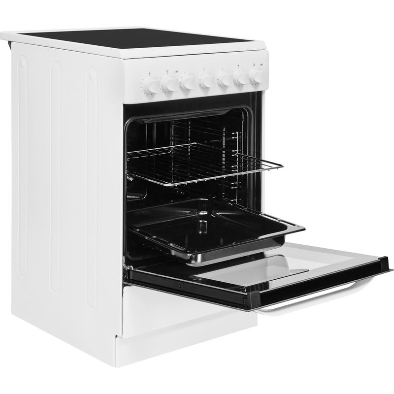 Hotpoint_Ariston-Плита-HS5V5PMW-RU-Белый-Electrical-Perspective-open