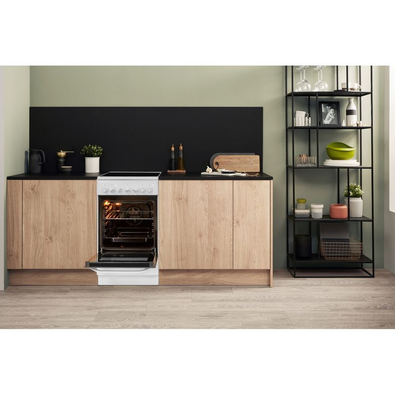 Hotpoint_Ariston-Плита-HS5V5PMW-RU-Белый-Electrical-Lifestyle-frontal-open
