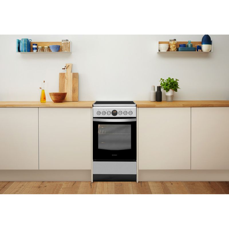Indesit-Плита-IS5V5CCX-EU-Inox-Electrical-Lifestyle-frontal