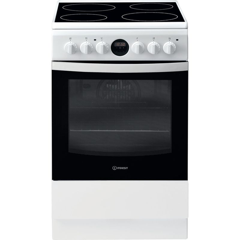Indesit-Плита-IS5V8CCW-E-Белый-Electrical-Frontal