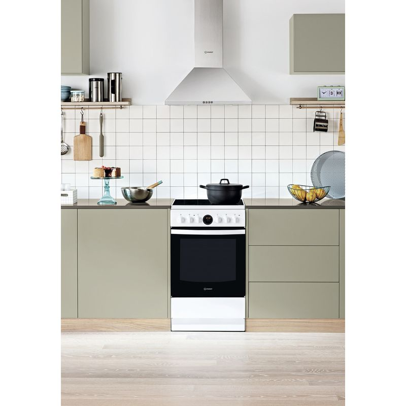 Indesit-Плита-IS5V8CCW-E-Белый-Electrical-Lifestyle-frontal