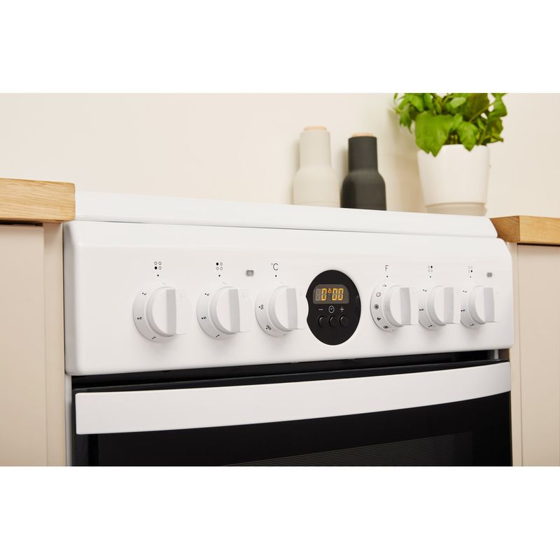 Indesit-Плита-IS5V8CCW-E-Белый-Electrical-Lifestyle-control-panel
