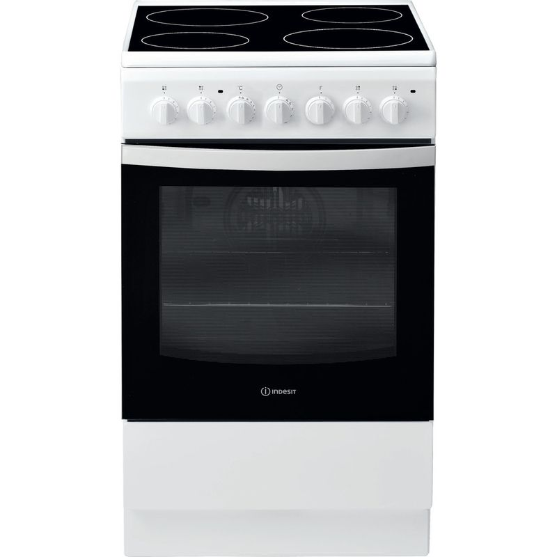 Indesit-Плита-IS5V4PHW-RU-Белый-Electrical-Frontal