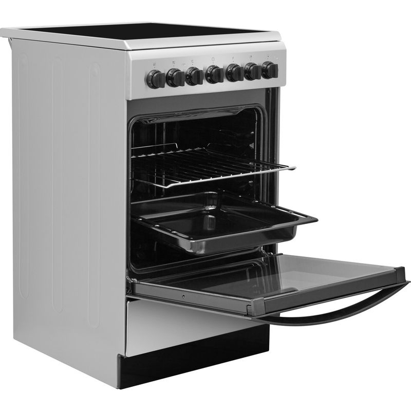 Indesit-Плита-IS5V4PHX-RU-Inox-Electrical-Perspective-open