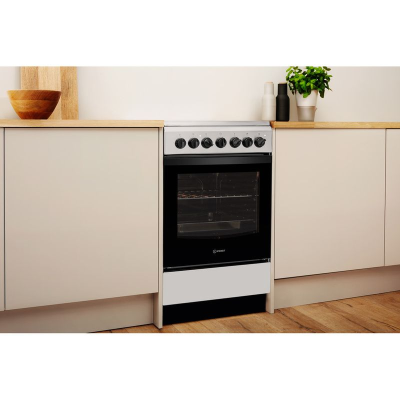 Indesit-Плита-IS5V4PHX-RU-Inox-Electrical-Lifestyle-perspective