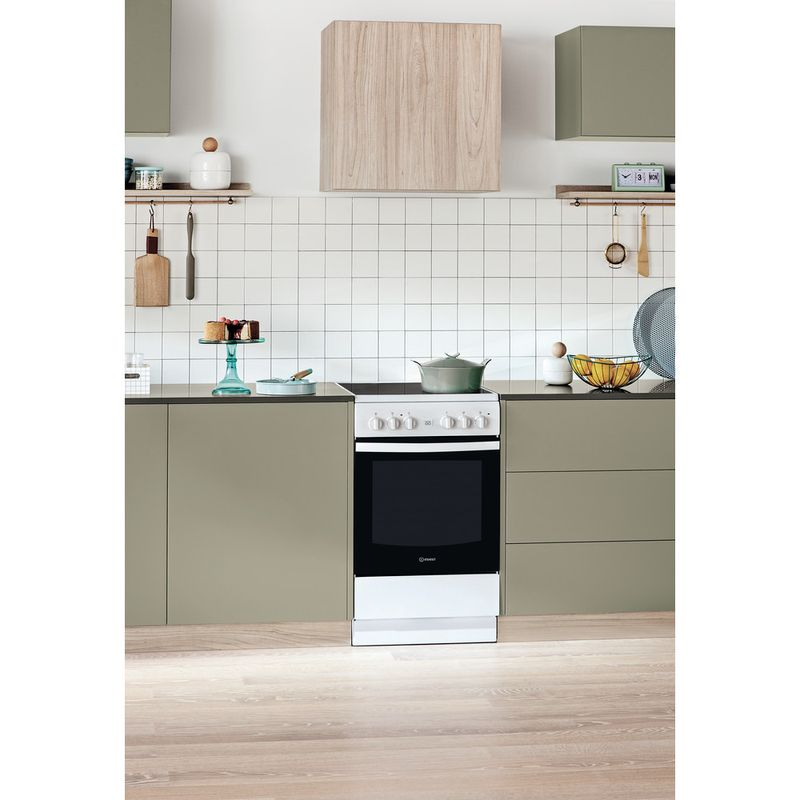 Indesit-Плита-IS5V5GCW-RU-Белый-Electrical-Lifestyle-perspective