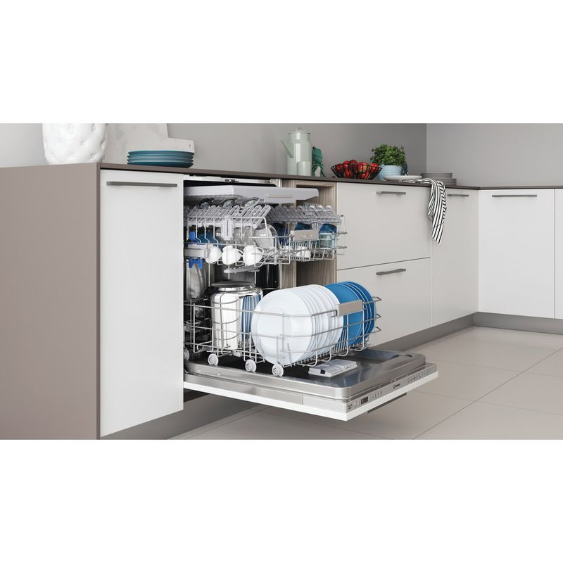 Indesit-Посудомоечная-машина-Встраиваемый-DIO-3T131-A-FE-X-Full-integrated-A-Lifestyle-perspective-open