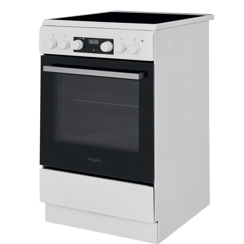 Whirlpool-Плита-WS5V8CCW-E-Белый-Electrical-Perspective