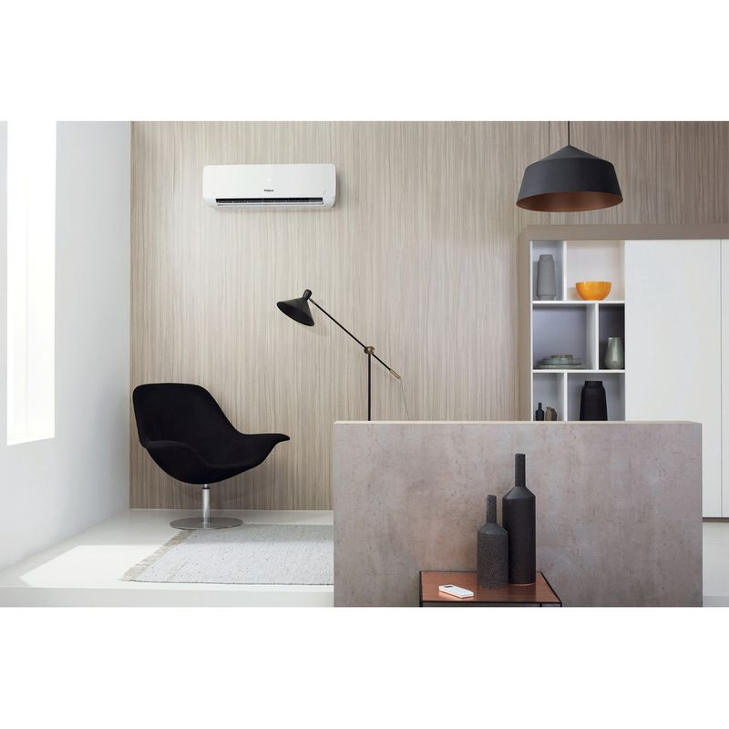 Whirlpool-Air-Conditioner-WHO49LB-A-On-Off-Белый-Lifestyle-frontal-open